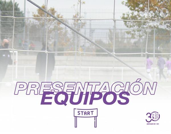 PRESENTACION EQUIPOS 21-22