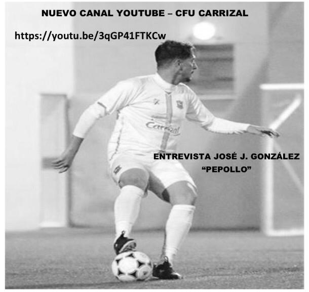 EL CF UNIÓN CARRIZAL ESTRENA CANAL DE YOUTUBE – SUSCRÍBETE