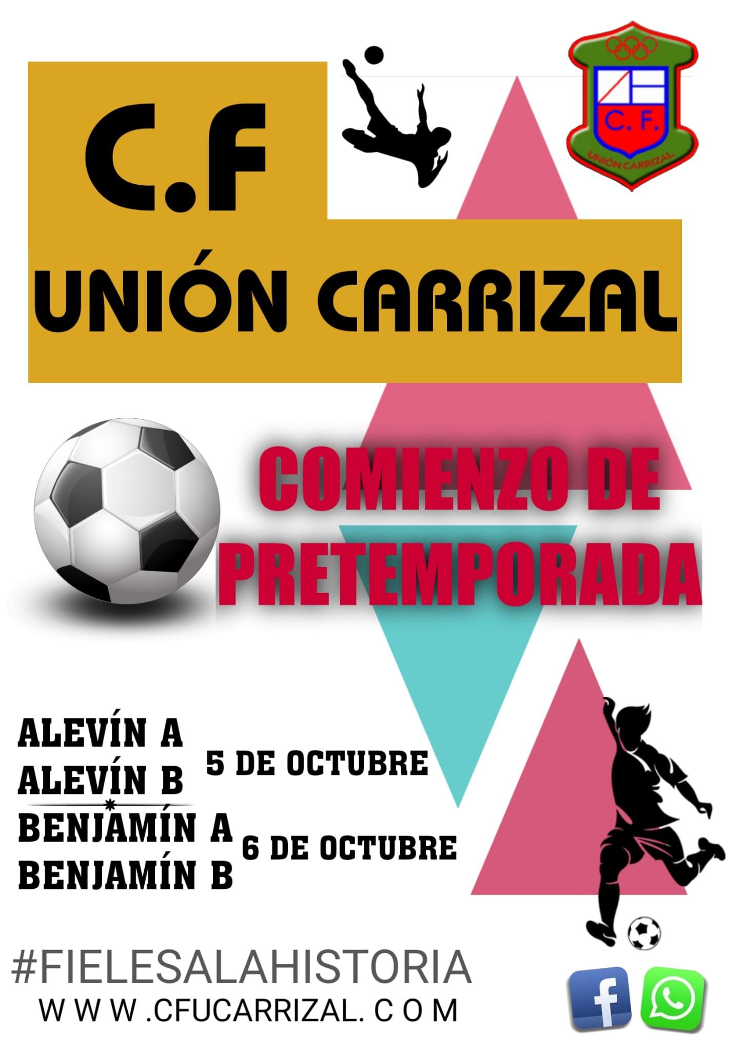 EL CF UNIÓN CARRIZAL-FUTBOL 8