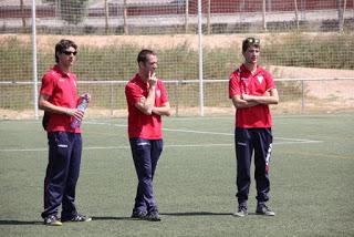 Enric Eroles, entrenador durant 8 temporades