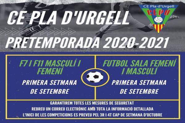 Pretemporada 2020-2021