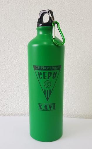 Ampolla personalitzable del CEPU