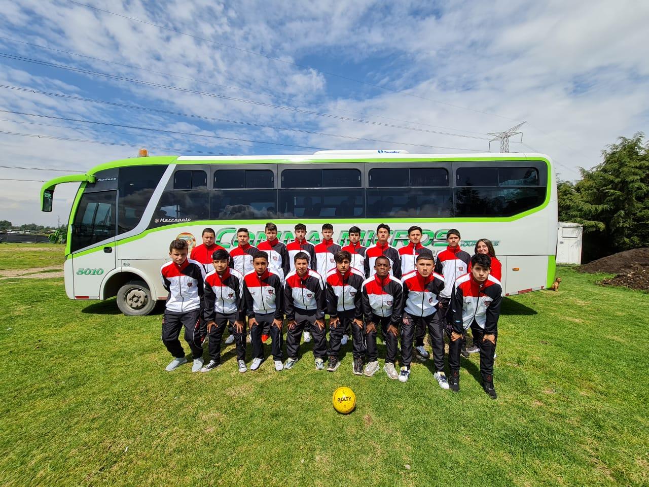sdsInicia el Torneo Nacional Difutbol Sub 17