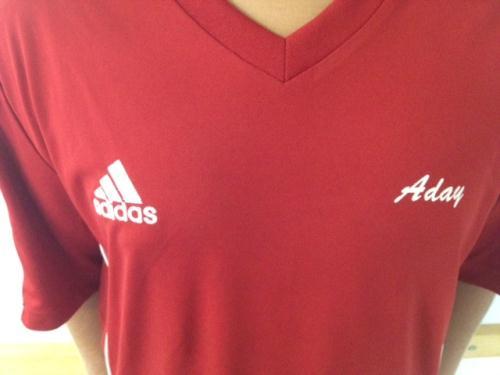 Identificar Camisetas Rojas de Entrenar