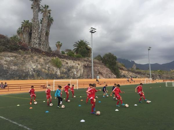 Entrenamientos SiamMall Atleticos Chenet