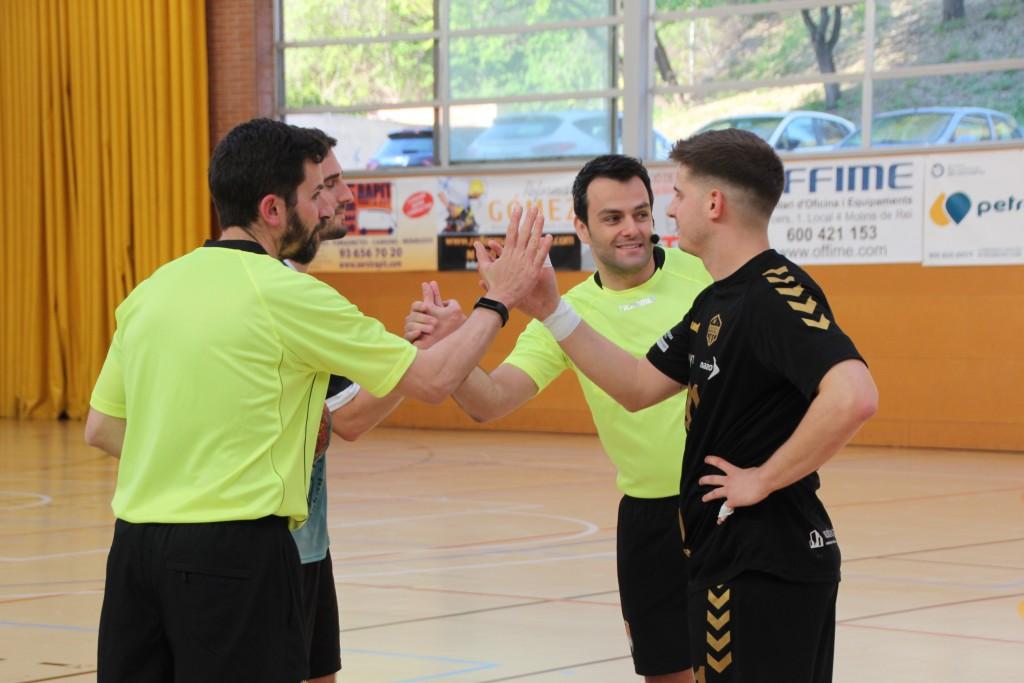 El Primer Equip Masculí comença la Copa