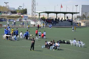 Ciutat Esportiva Futbol Base