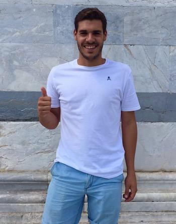 Miquel Buades, el central que vuelve a Inca