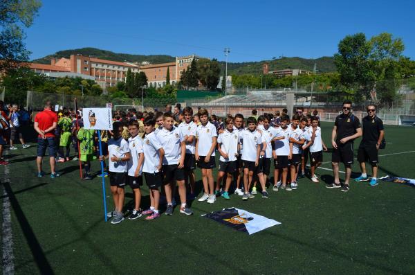 Participación en el Mundialito de Clubes