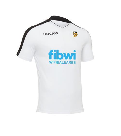 Camiseta Oficial Macron-FibWi