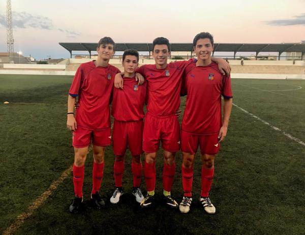 5 convocados con la Selección Balear
