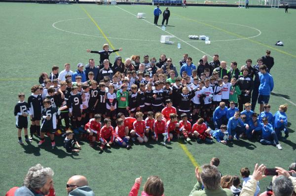 Finaliza el IV Torneig Ciutat d'Inca de Futbol Base