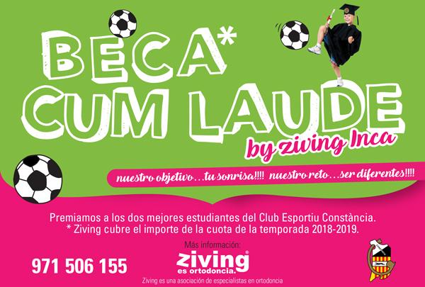 Finalistas Beca Cum Laude by Ziving