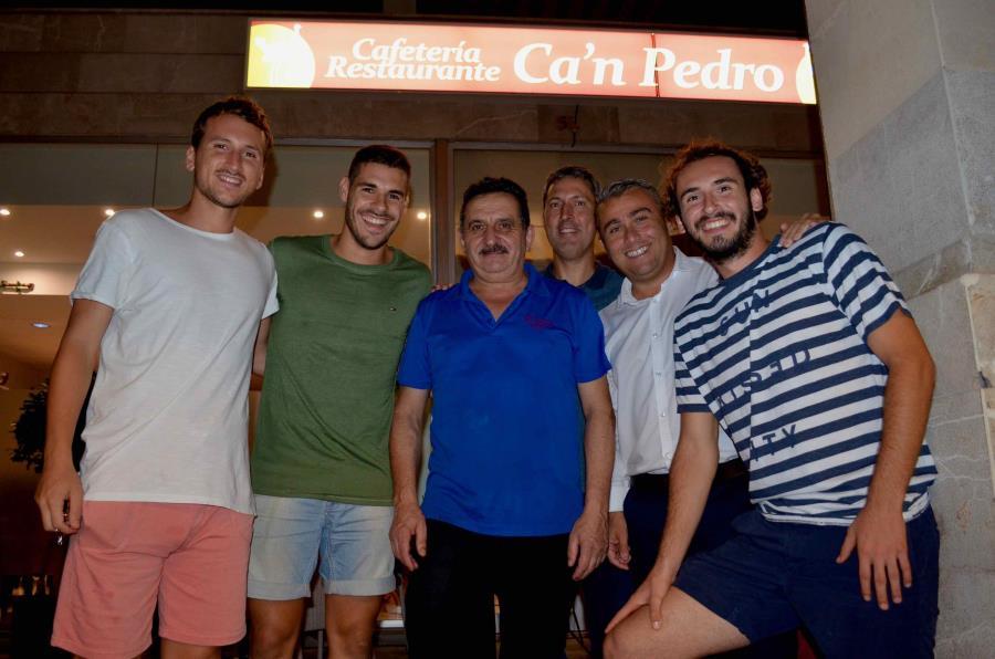 Sopar a Can Pedro Risco