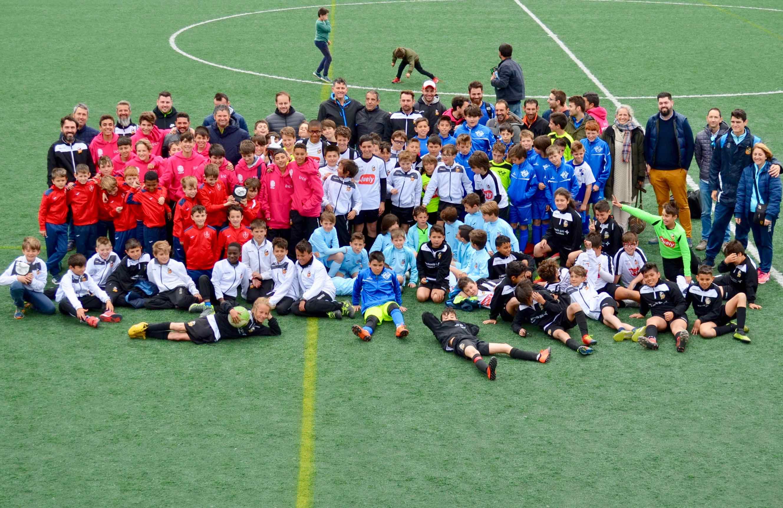 Finaliza el V Torneig Ciutat d'Inca de Futbol Base