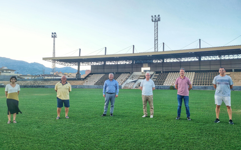 El Club Esportiu Constància presenta la Comissió del Centenari