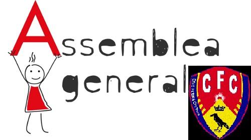 ASSEMBLEA GENERAL ORDINARIA DEL CF CORBERA DIA 23/11/18