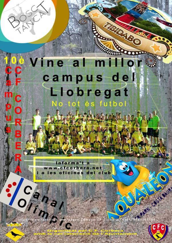 10è Campus C.F. Corbera