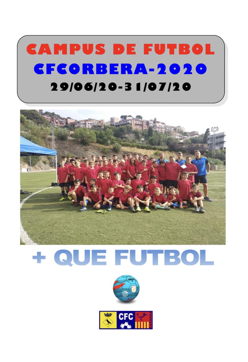 sdsCampus CF Corbera 2020