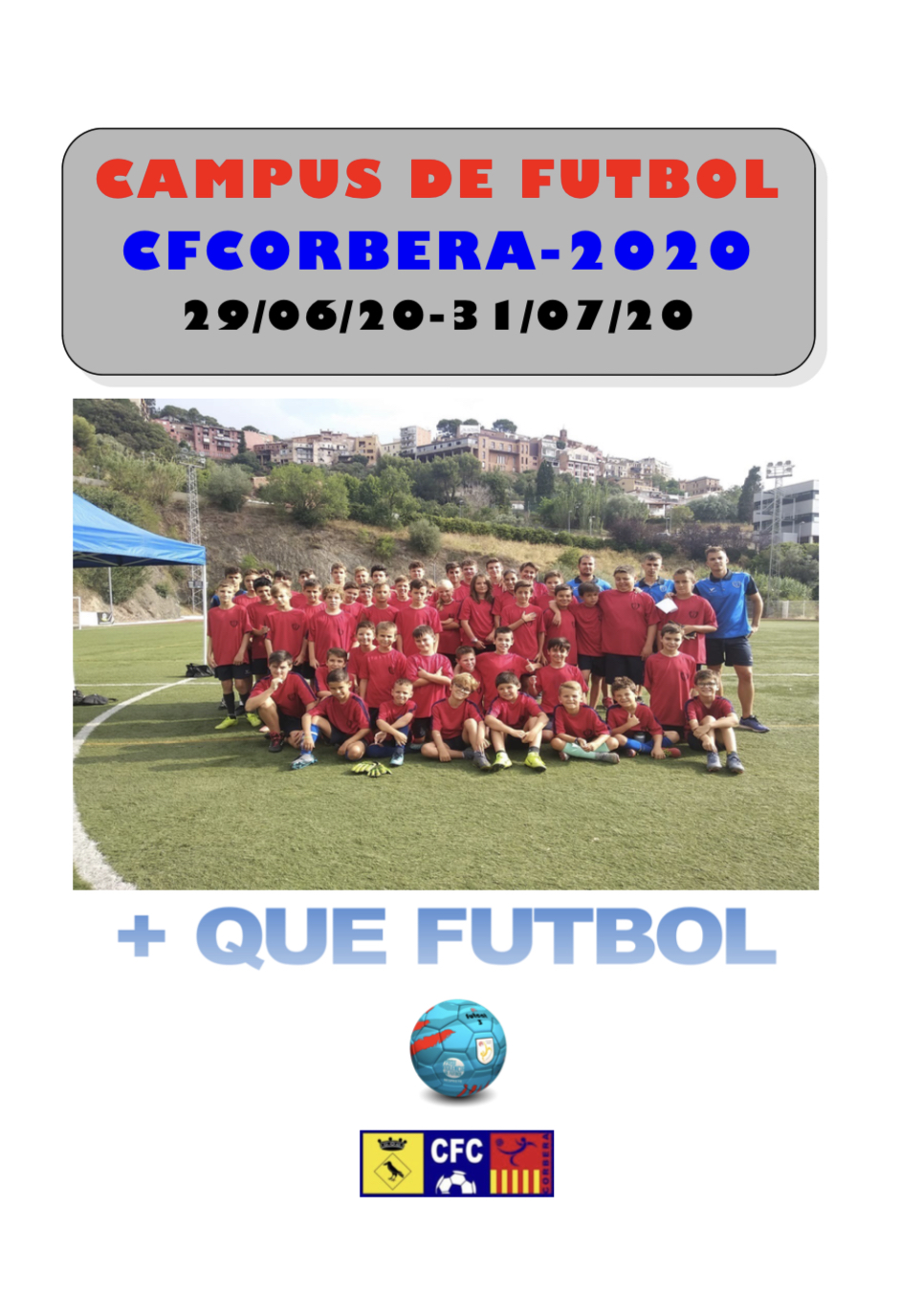Campus CF Corbera 2020