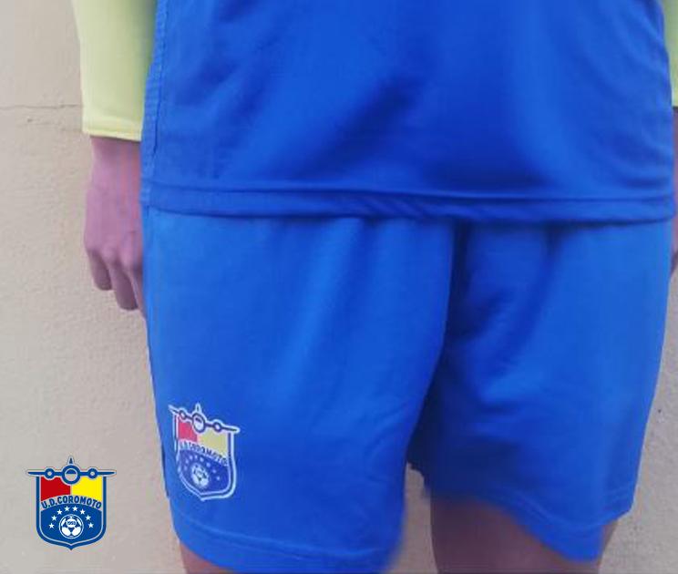 Pantalón entrenamiento azul