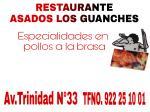 Restaurante Asados los Guanches