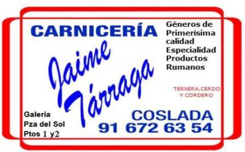 Carniceria Jaime Tárraga