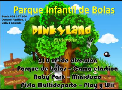 PINKYLAND