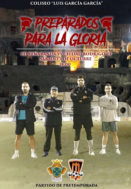 Previa: CD Peñaranda - Ciudad Rodrigo CF