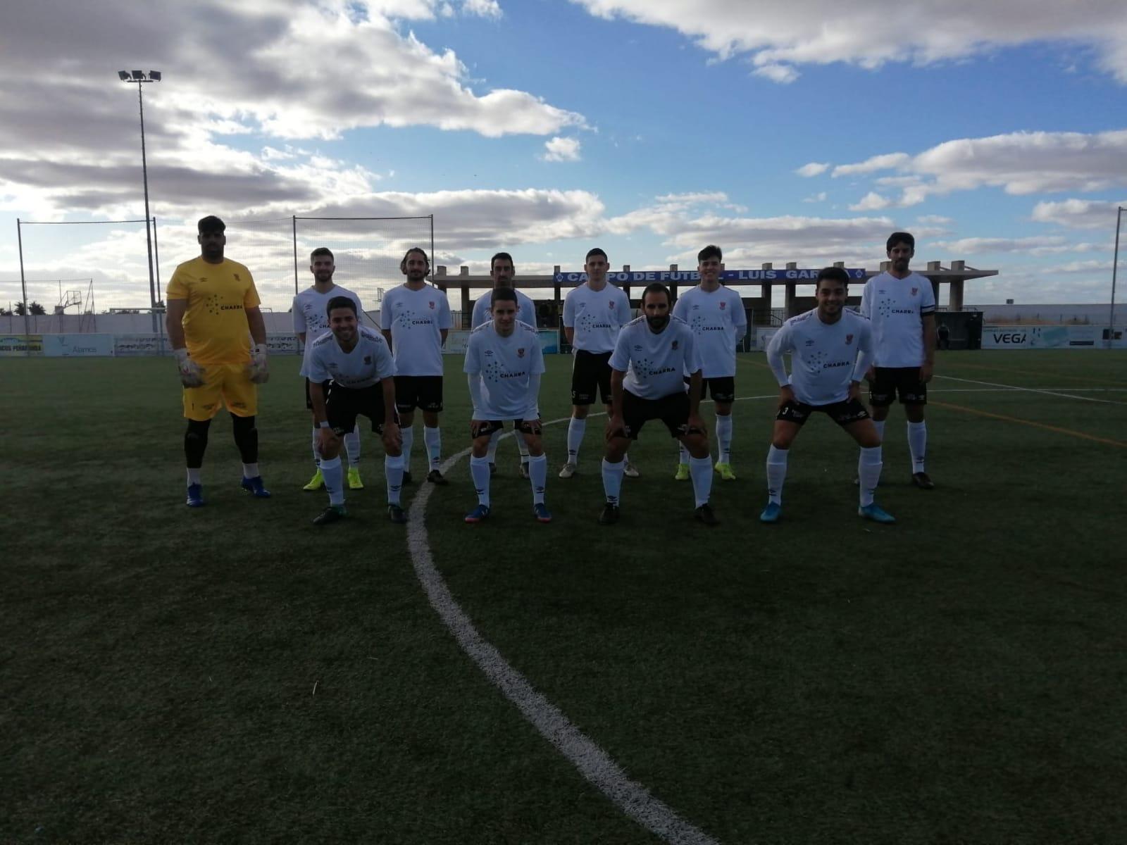 El Ciudad Rodrigo empata en su 6º compromiso de pre-temporada