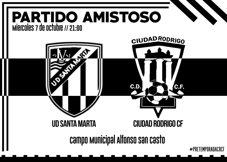 Previa UD Santa Marta - Ciudad Rodrigo CF