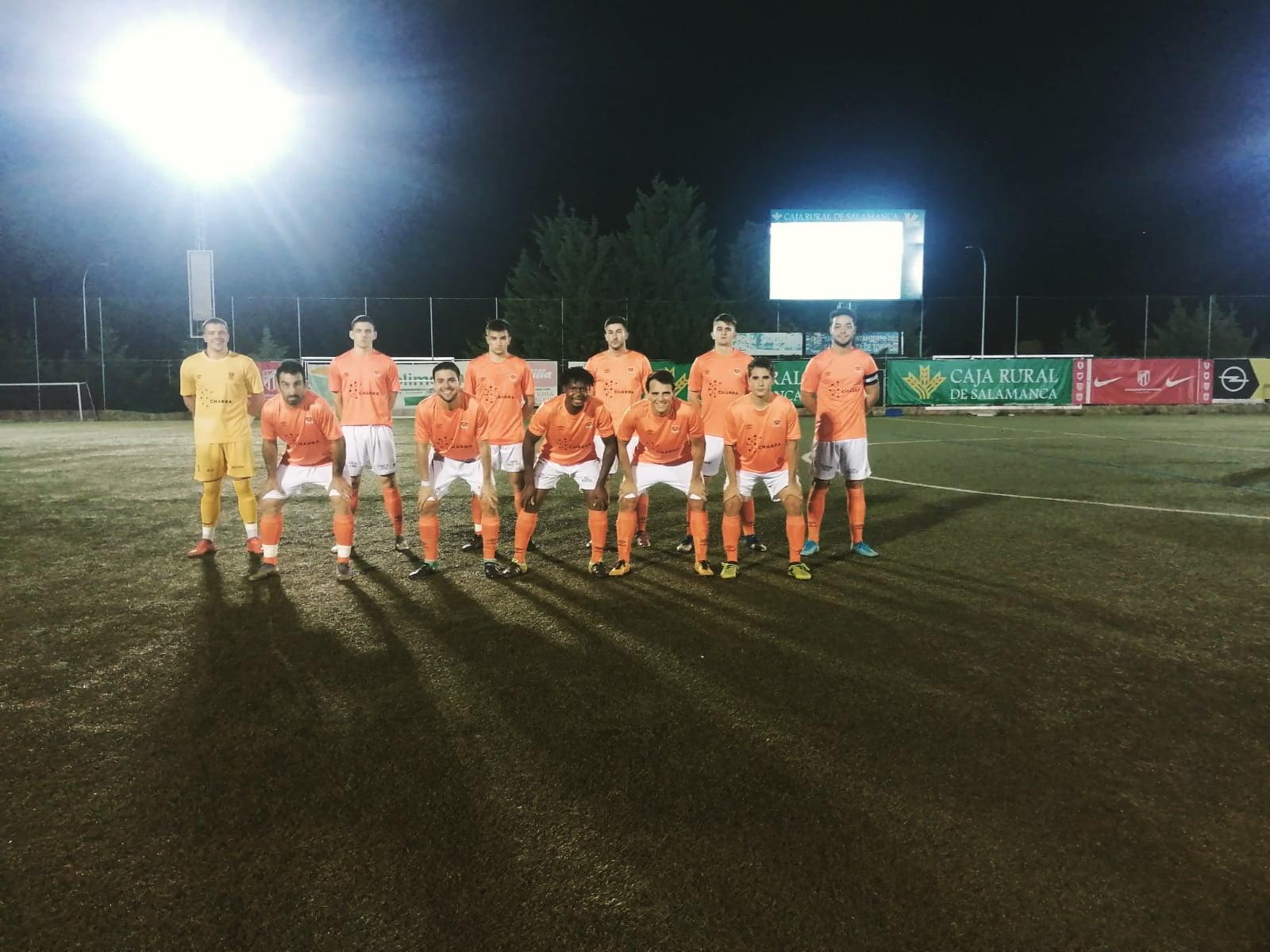 El Ciudad Rodrigo CF empata en el San Casto (2-2)