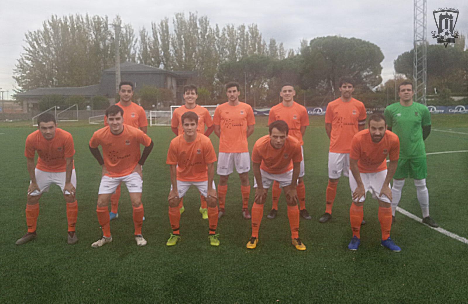 El Ciudad Rodrigo CF arrolla al Juvenil del Salamanca (0-6)