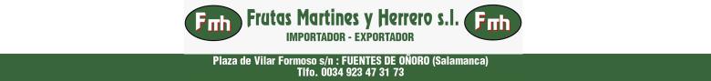 Frutas Martines y Herrero S.L