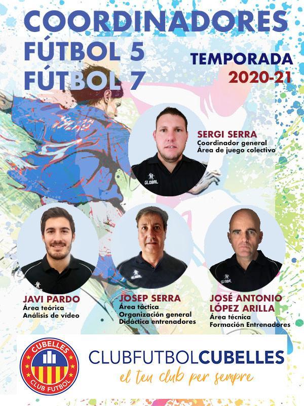 COORDINACIÓ F5/F7: JAVI PARDO REFORÇA L