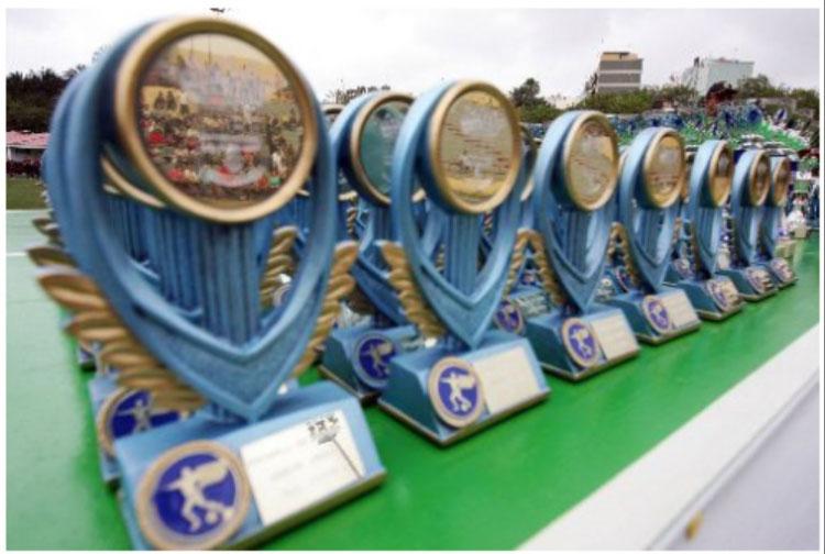 Entrega de trofeos de la temporada 09/10