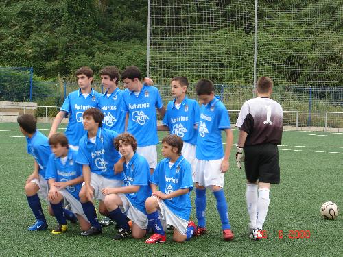 Formación del Real Oviedo