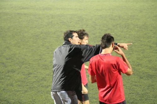 El Juvenil de Preferente supera al Cadete en el primer partido de pretemporada