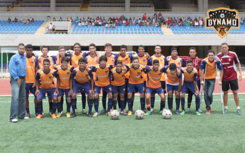 Campeones Estatal 2014-2015