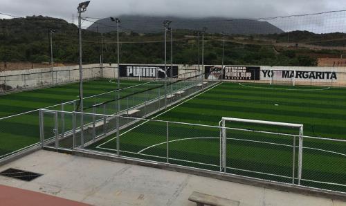 Renovación de instalaciones deportivas