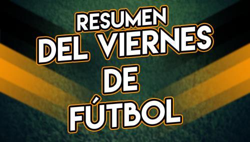 Viernes de Fútbol para los mas Pequeños