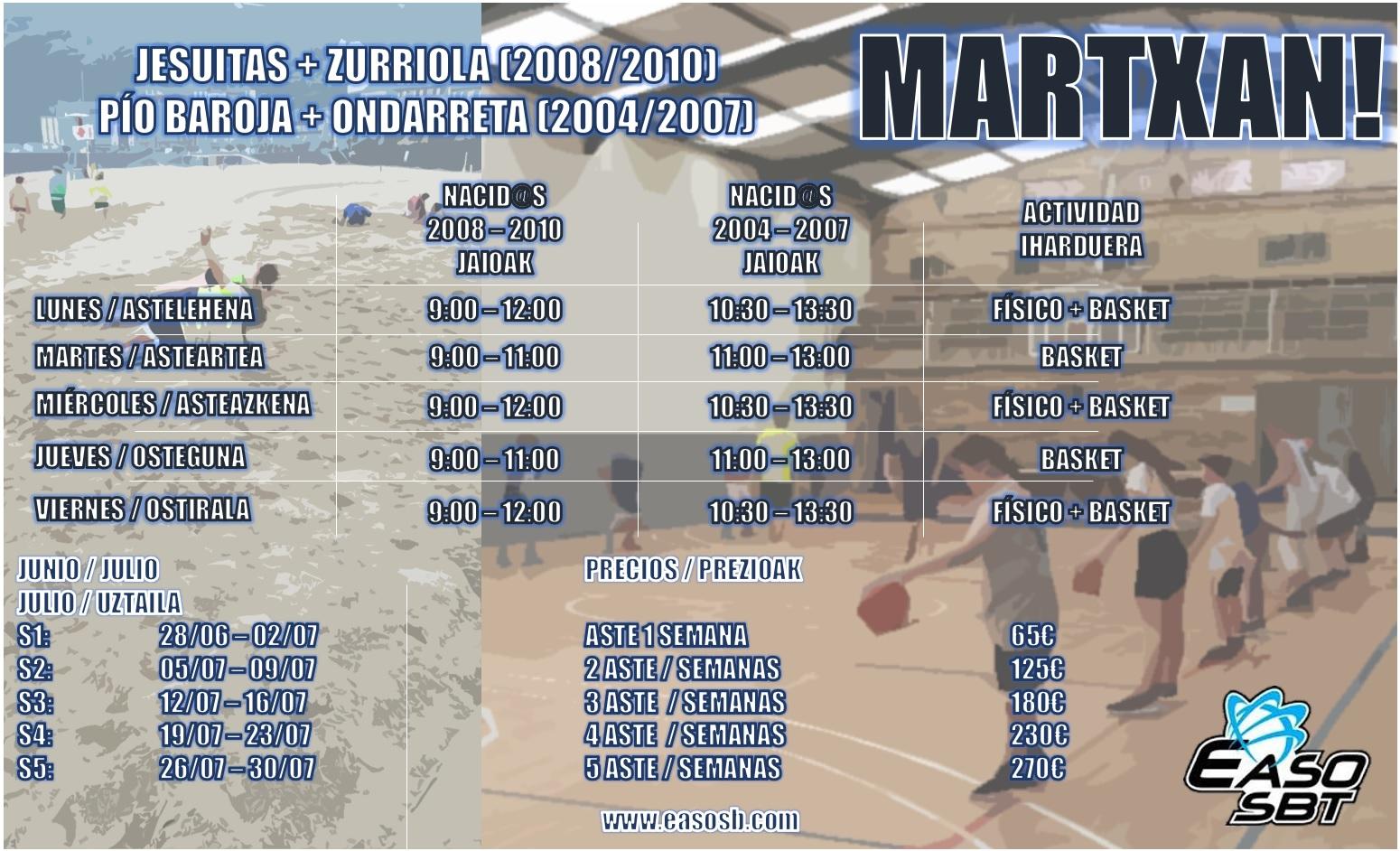 UDA MARTXAN 21!