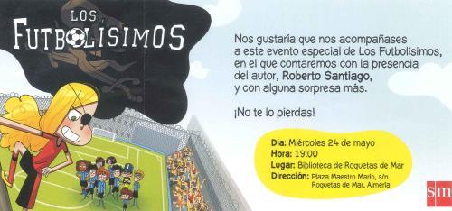 LOS FUTBOLISIMOS Y LA ESCUELA MUNICIPAL DE FUTBOL