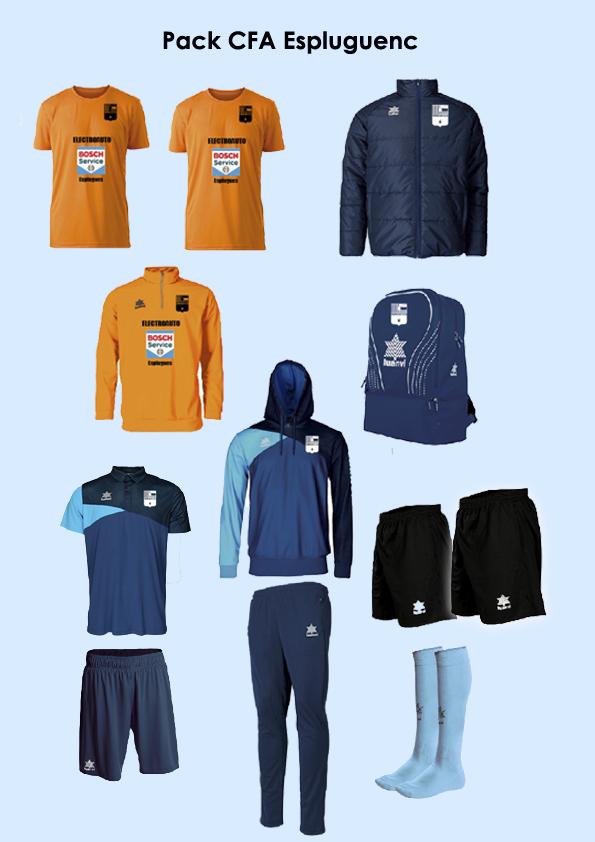 Nova equipació per a la temporada 2020-21