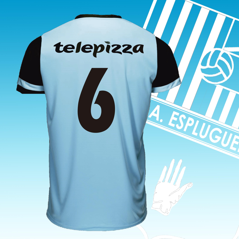 Telepizza nou col.laborador del CFA ESpluguenc