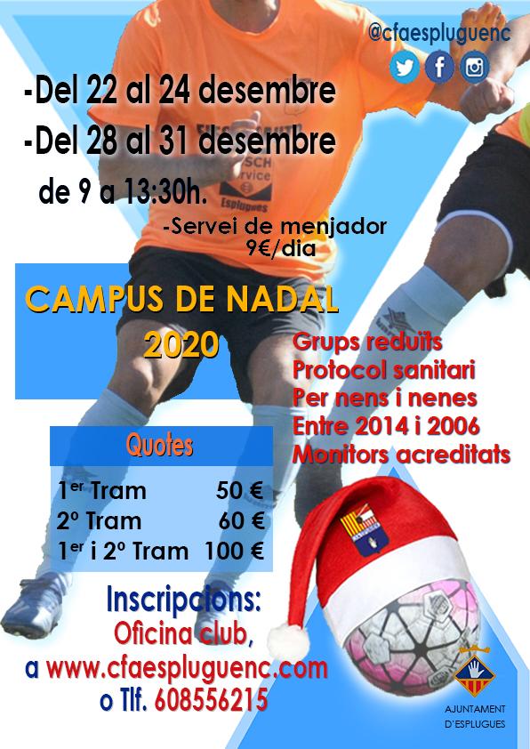 Campus de Nadal 2020