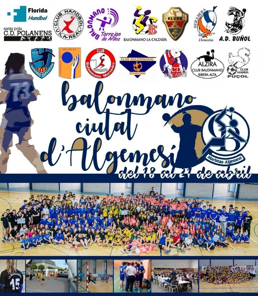Torneo base Semana Santa en Algemesí