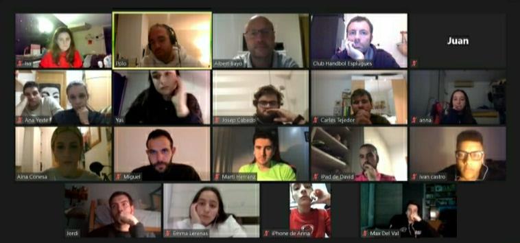 El mundial d'Egipte, protagonista dels entrenaments online