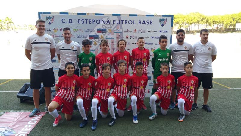 Imágenes del IV Torneo Juan Carrasco, Clausura Temporada CD Estepona