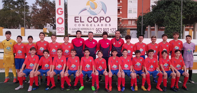 Infantil B 2-0 U. Manilva CF